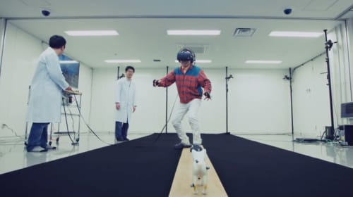 Bandai Namco Is Opening A VR Arcade In Tokyo This Month
