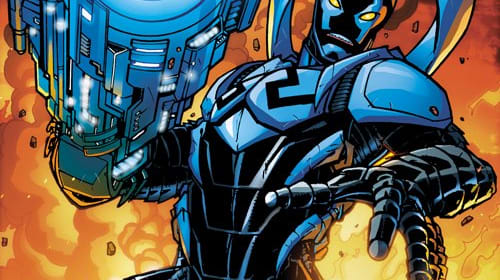 Is Scoot McNairy Playing Blue Beetle in Batman v Superman?