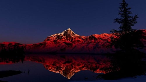 Runnin Round Red Mountain