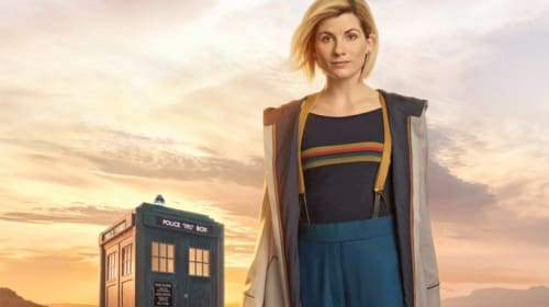 "'Doctor Who': Fans Claim the Thirteenth Doctor's Outfit Is ""Not Flattering Enough"""