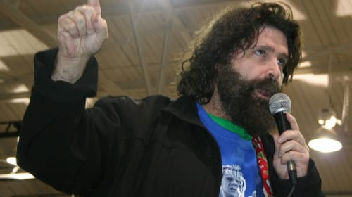 Mick Foley is Now a WWE Smackdown on the Comedy Circuit