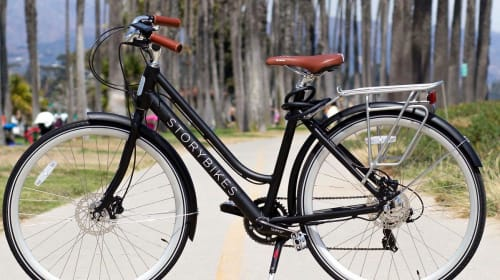 Pick a Bike, Give a Bike, with the Story Electric Bike