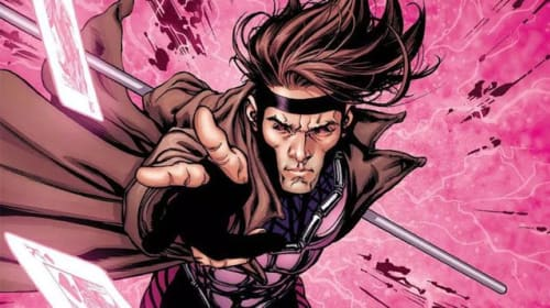 Gambit: The Wild Card Superhero