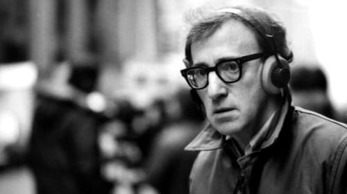 Woody Allen Sci-Fi Intellectual