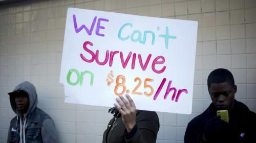 Raising Minimum Wage
