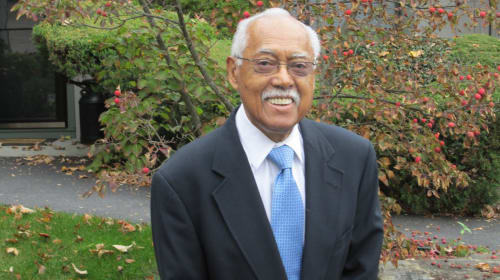 Judge Harold L. Wood of Somers Has Made a Life of Making a Difference
