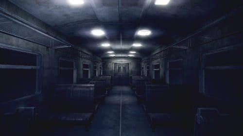 Murder On the Train