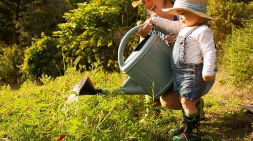 Eco-Parenting—Easy Tips