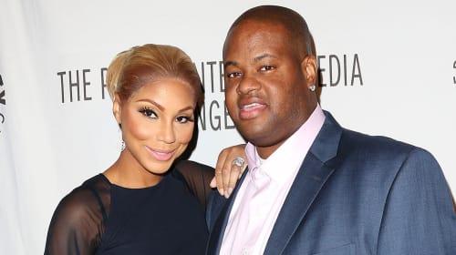 R&B Superstar Tamar Braxton to Divorce Husband and Manager Vince Herbert