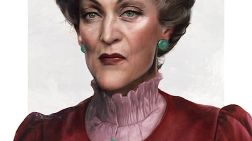 These Hauntingly Realistic Images of Disney Villains Will Chill Your Core