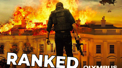 All 3 Fallen Movies RANKED From Worst to Best!