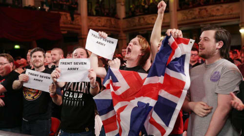 WWE Announces UK Brand