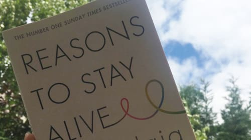 Review of Matt Haig's 'Reasons to Stay Alive'