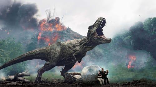 My Review of 'Jurassic World: Fallen Kingdom'