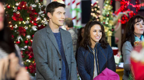 How To Build a Made-for-TV Christmas Love Movie