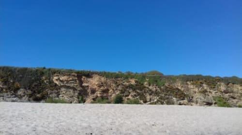 The Beaches Of Cornwall: Carlyon Bay