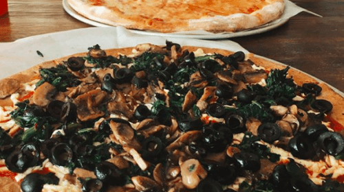 The Bronx Vegan Eats: Pizzaniste