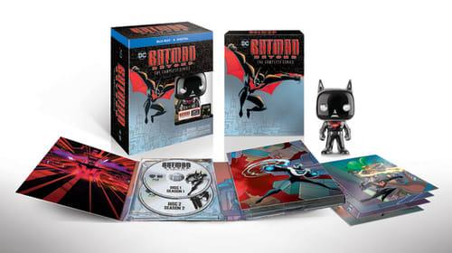 'Batman Beyond' Blu Ray Details Revealed!