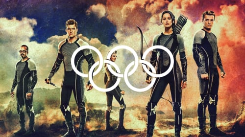 Rio 2016—The Olympic Games Meet The Science Fiction Games