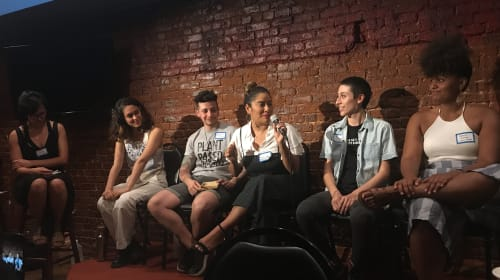 A Recap of Vegan Panel: Network and Chill