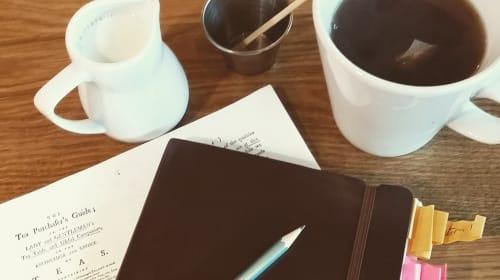 Plen-tea to Talk About...