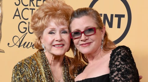 Carrie Fisher, Debbie Reynolds Public Memorial To Go March 25