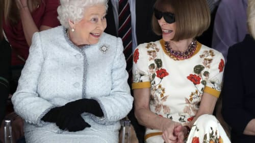 7 Things Queen Elizabeth II and Anna Wintour Probably Talked About