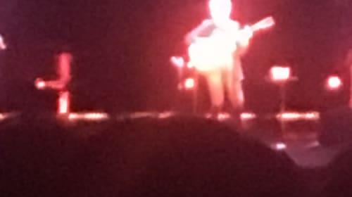 Joan Baez at the Beacon Theater