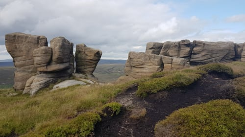 An Epic Day on Kinder Scout