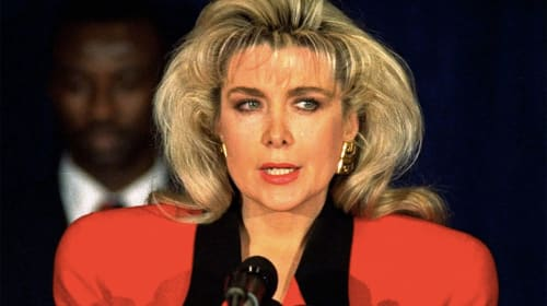 Who Is Gennifer Flowers?