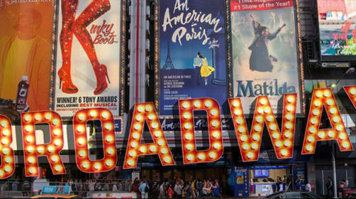 10 TV/Movie Stars that Have Starred on Broadway