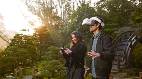 Why DJI Goggles Provide the Ultimate Drone Flying Experience