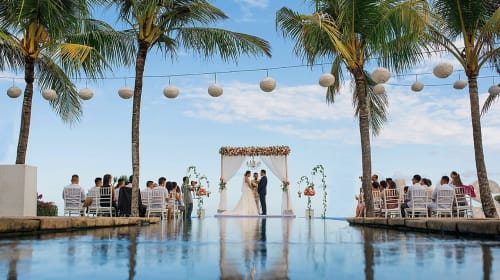 Have You Considered a Destination Wedding? These Are the Most Romantic Locations