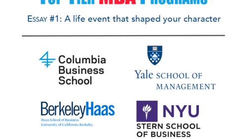 MBA Admissions Essays