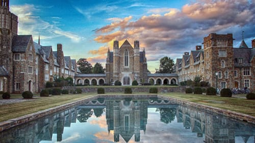 Most Beautiful College Campuses in America
