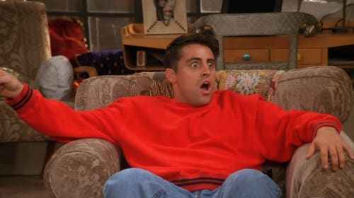 Matt LeBlanc Reveals How He Dislocated His Shoulder While Filming 'Friends'