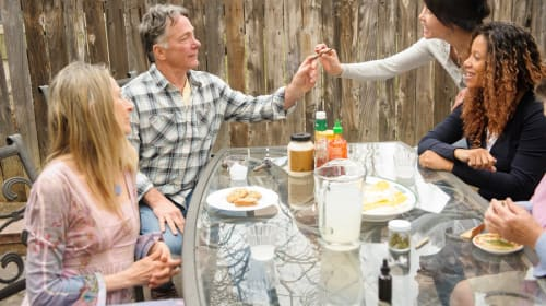 Chill Parents? Study Shows the Middle-Aged More Likely to Light Up Than Teens