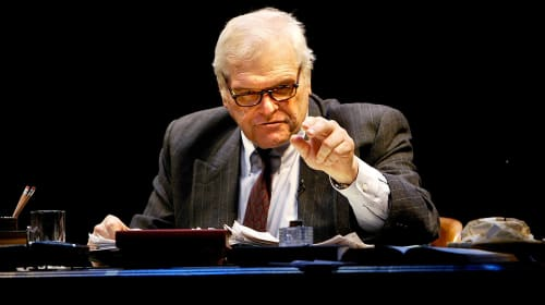 Brian Dennehy, 'The Island of Dr. Moreau,' and 'The Making of Monsters' at the Bedford Playhouse