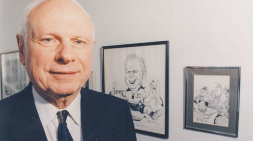 UFO Geo Politics - Paul Hellyer Canada's UFO Defense Minister