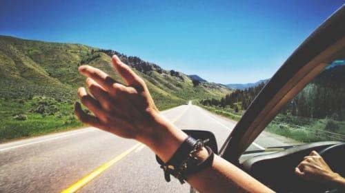 Road Trip Breadcrumbs