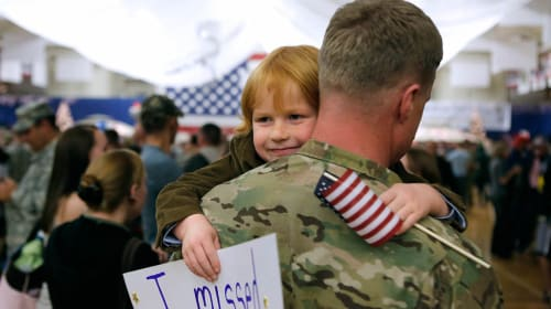 The 10 Best Gifts for Service Members Returning Home