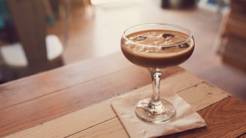 Best Coffee Flavored Cocktails