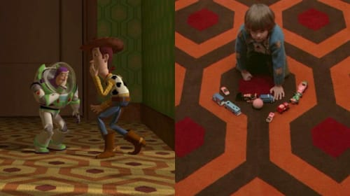 Did You Notice These Homages To 'The Shining' In 'Toy Story'?