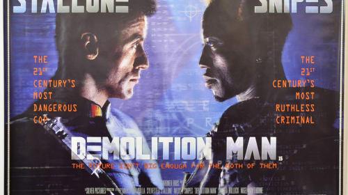My Boyfriend Makes Me Watch Ridiculous Movies: 'Demolition Man'