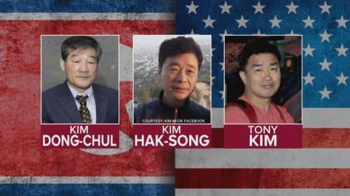 American Detainees in North Korea