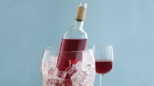 Guide to Chilling Red Wine