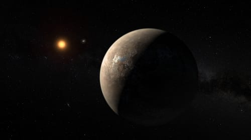 Science Journalist Lee Billings On Life Beyond the Solar System