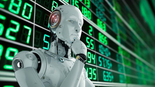 AI Traders Handling Crypto Markets Aim to Blur Professional Lines
