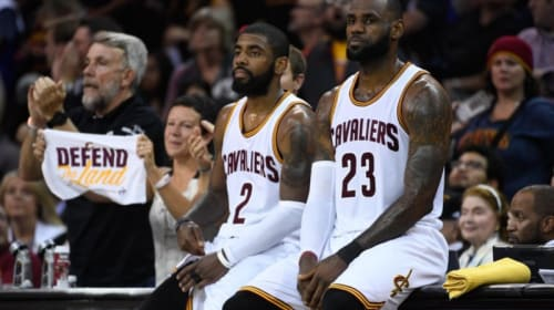 Kyrie Irving Has His Reasons for Wanting Out of Cleveland
