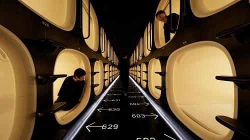 Why Capsule Hotels Are a Good Idea